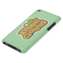 Animal Crossing New Leaf iPod Case-Mate Case