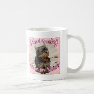 Animal Cruelty? Not on my Watch! Mug