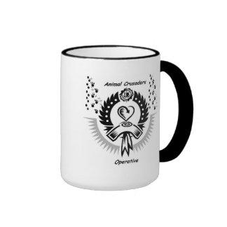 Animal Crusaders Mug