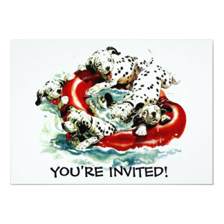 ANIMAL DAL RESCUE INVITATIONS EZ TO CUSTOMIZE!