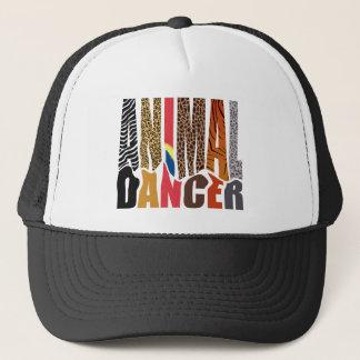 ANIMAL DANCER TRUCKER HAT