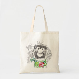 Animal de los Muppets el | en una camisa hawaiana Bolsa Tela Barata