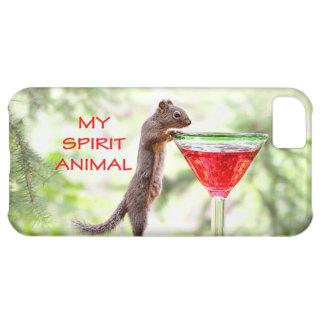 Animal del alcohol de la ardilla