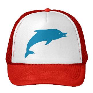 Animal del azul de océano de los pescados de los m gorros