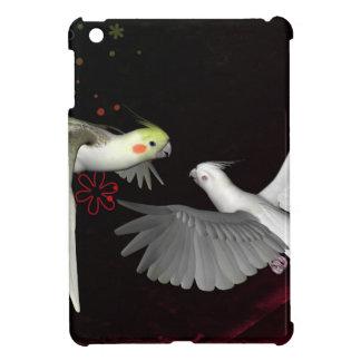 Animal del pájaro de dos loros