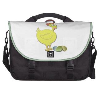 Animal Design Rickshaw Bags Laptop Bags