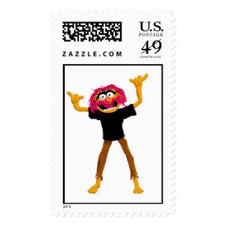 Animal Disney Stamp