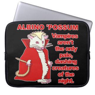 Animal divertido del vampiro del oposum del albino mangas computadora
