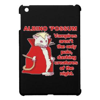 Animal divertido del vampiro del oposum del albino