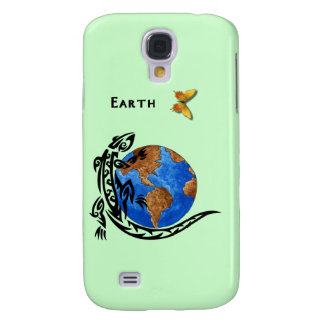 Animal Earth Samsung Galaxy S4 Case