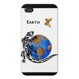 Animal Earth iPhone 4 Case