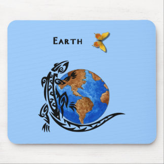 Animal Earth Mouse Pad