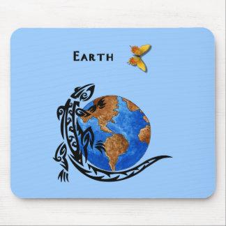 Animal Earth Mouse Pad