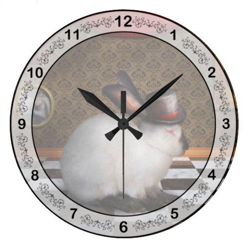 Animal - el conejo relojes
