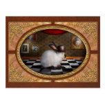 Animal - el conejo tarjetas postales
