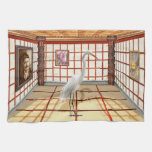 Animal - el Egret Toallas
