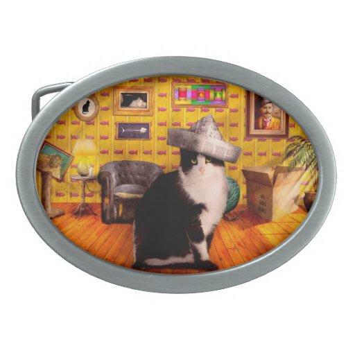 Animal - el gato hebilla cinturon