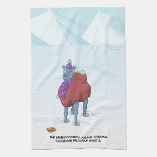 Animal Exchange Program (Part 2) Kitchen Towel