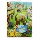 Animal Farm Card