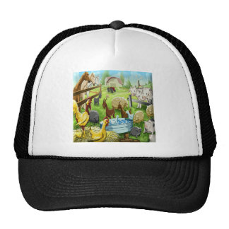 Animal Farm Mesh Hats