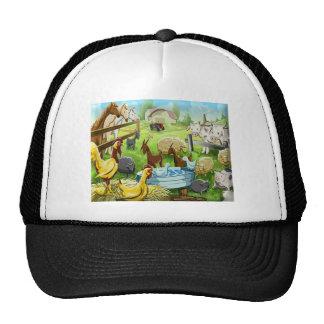Animal Farm Trucker Hats
