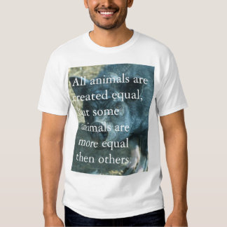 animal farm t shirts