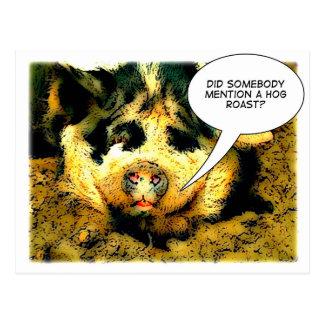 Animal Farm: The Revolution Begins | Comic Book Po Postcard