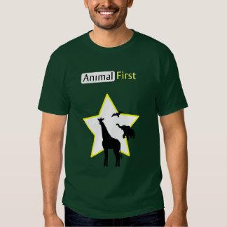 Animal First Shirt