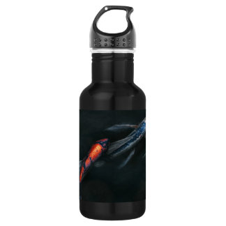 Animal - Fish - Beauty and Grace 18oz Water Bottle