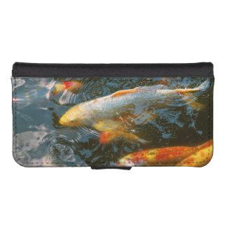 Animal - Fish - Bestow good fortune iPhone SE/5/5s Wallet