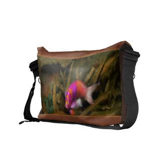 Animal - Fish - Pseudanthias pleurotaenia Courier Bag