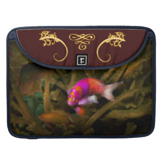 Animal - Fish - Pseudanthias pleurotaenia Sleeve For MacBook Pro