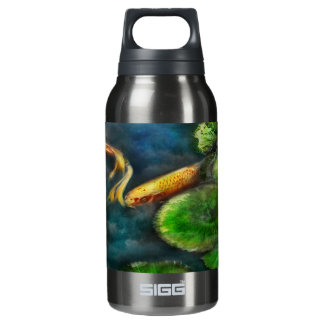 Animal - Fish - The shy fish Insulated Water Bottle