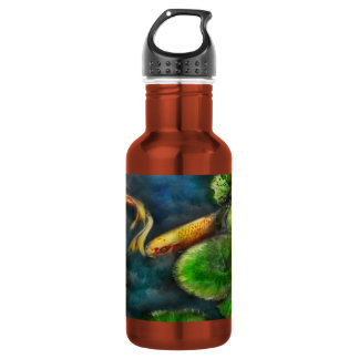 Animal - Fish - The shy fish Water Bottle