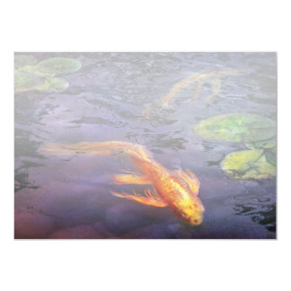 Animal - Fish - There's something about koi Card