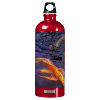 Animal - Fish - There's something about koi SIGG Traveler 1.0L Water Bottle