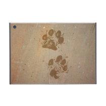Animal footprint case for ipad