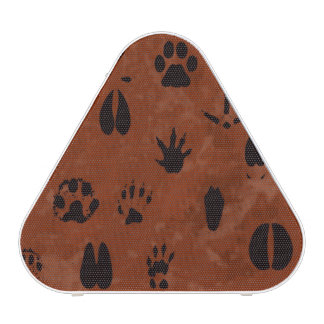 Animal Footprint Speaker