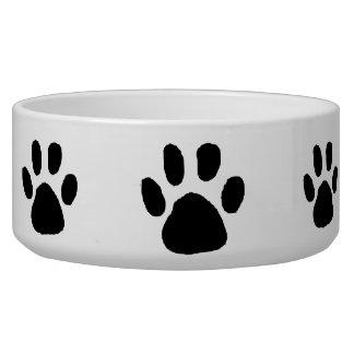 Animal Footprints Bowl