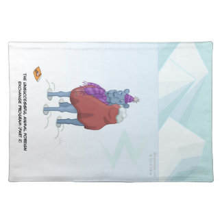Animal Foreign Exchange Program (Part 2) Placemat