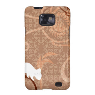 Animal Forest brown Samsung Galaxy SII Cases