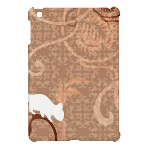 Animal&Forest/brown iPad Mini Cases