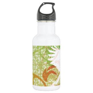 Animal&Forest-green 18oz Water Bottle