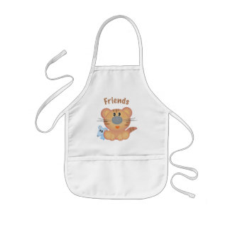 Animal Friends Kids' Apron