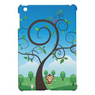 Animal fun iPad mini covers