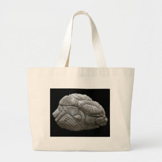 Animal Fusion by Hart Large Tote Bag