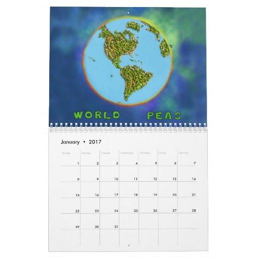 Animal Garden shop 2012 Calendar