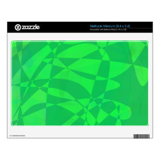 Animal Green Decal For Netbook