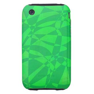 Animal Green Tough iPhone 3 Case
