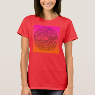 Animal Group Names Ombre T-Shirt